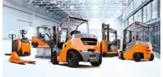 Toyota Material Handling Polska - kolejnym Wystawcą Targów Logistyki Magazynowej!