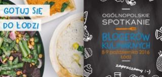 Ogólnopolskie Spotkanie Blogerów Kulinarnych