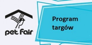 Program targów Pet Fair
