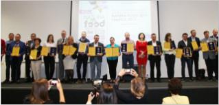 Wyniki Konkursu o Złoty Medal NATURA FOOD 2017 i Konkursie o Złoty Medal beECO 2017