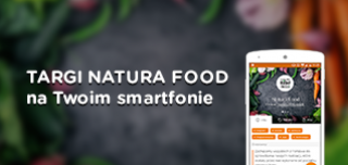 Aplikacja mobilna - Natura Food