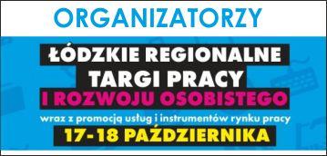 Organizatorzy III Łódzkich Regionalnych Tagów Pracy