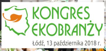 Kongres EKOBRANŻY w trakcie Natura Food 2018
