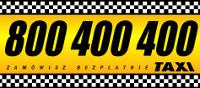 Taxi 800-400-400 - reklama