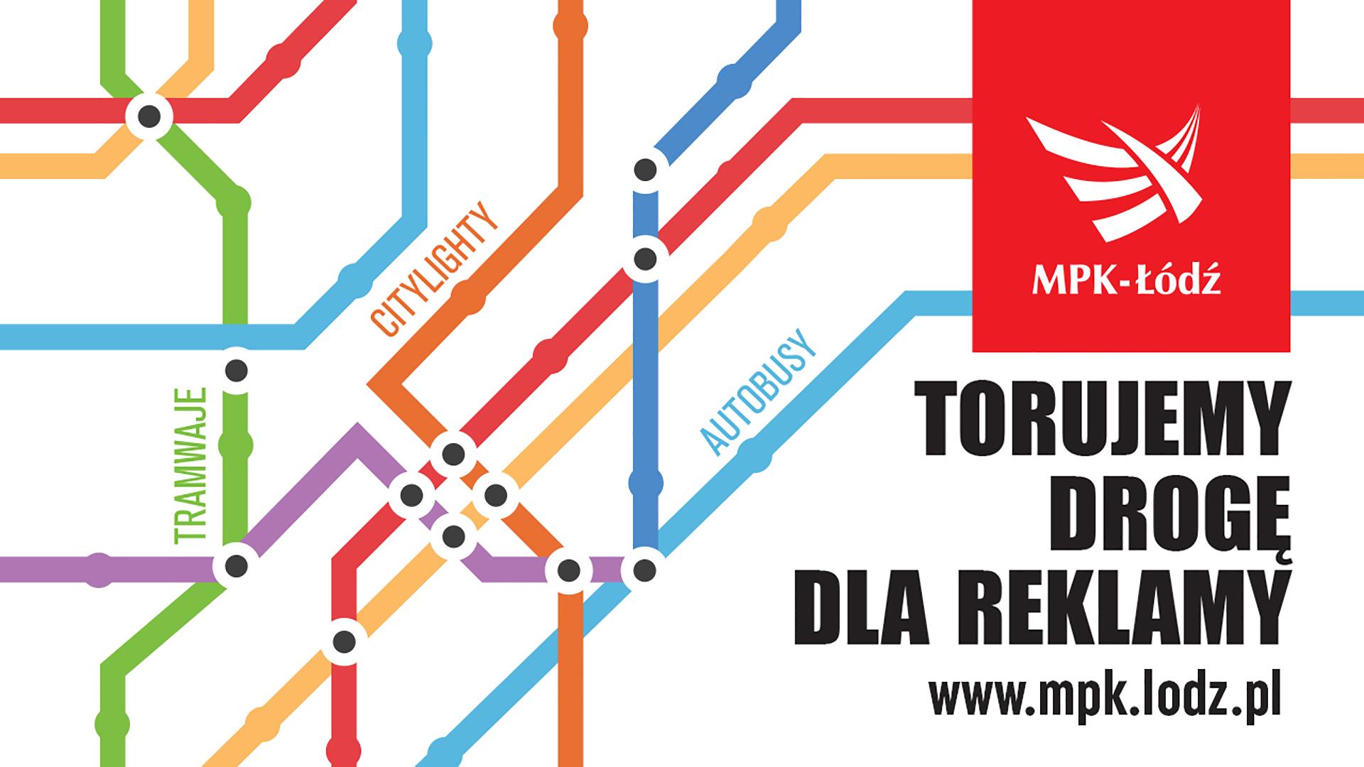 MPK Łódź - Reklama EDU 2020